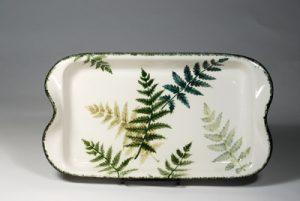 Ferns Tray