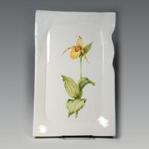 Ladyslipper Platter