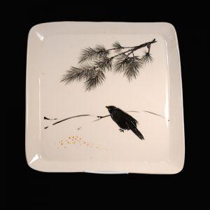 Raven Platter 2